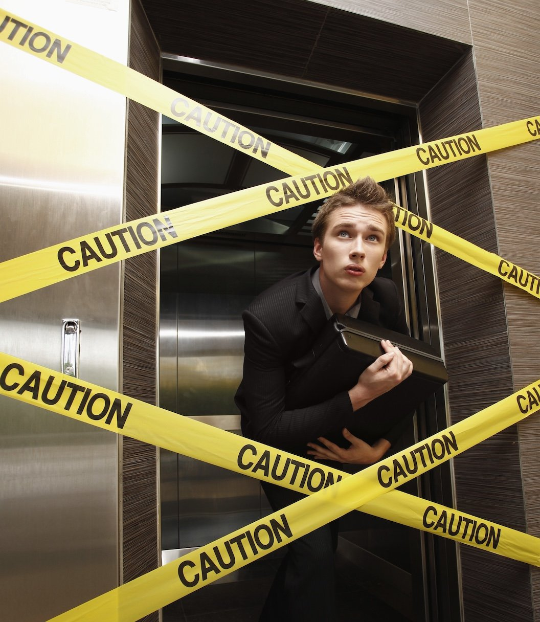 Elevator Mishap