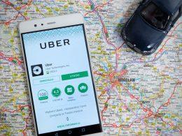 Uber Ride Sharing Injury